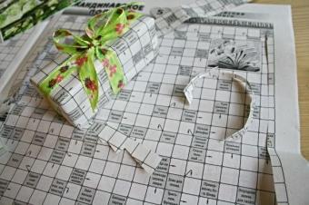 Alternative-Geschenkverpackungen